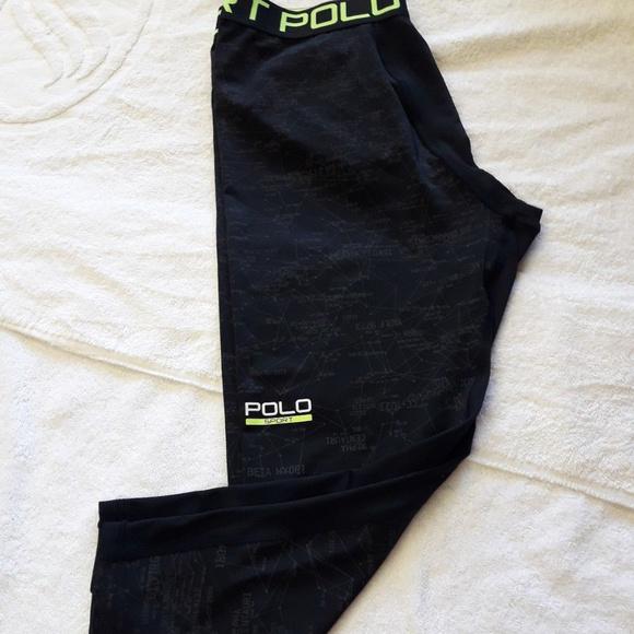f723efbb8f Polo Sport Ralph Lauren Pants | Compression 34 Pant | Poshmark